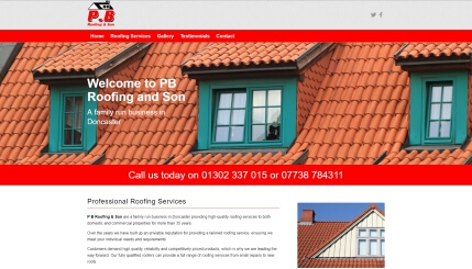 PB Roofing Doncaster