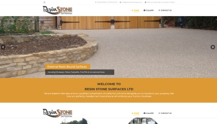 Resin Stone Surfaces